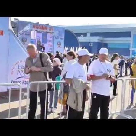 Кросс Нации 2014 в Йошкар-Оле