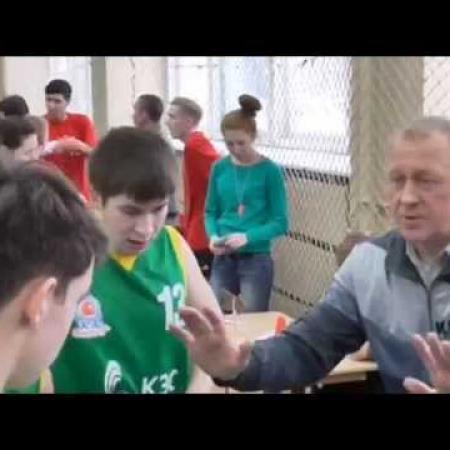 Первенство Йошкар-Олы по баскетболу среди юношей